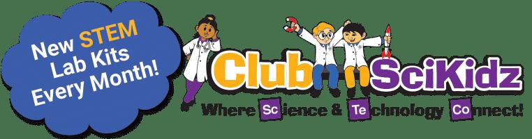 New STEM Lab Kits Every Month!