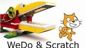 LEGO® WeDo Robotics/ Scratch Video Design