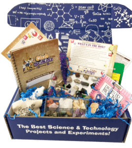 Holiday Science Subscription Boxes - Club SciKidz and TechScientific