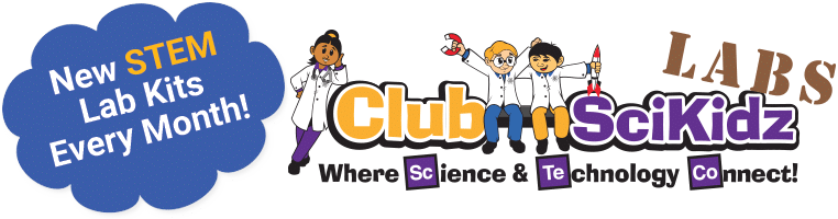 New STEM Lab Kits Every Month!