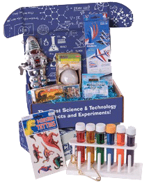 Club SciKidz Lab of the Month