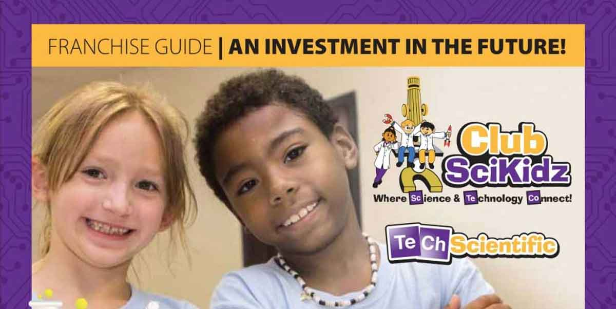 Science Franchise Brochure - Club SciKidz