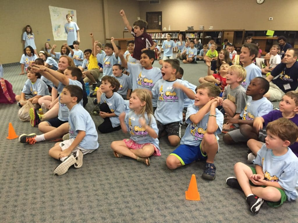 Northern Virginia Summer Science Day Camps