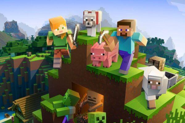 Minecraft Coding - Virtual STEAM Academy